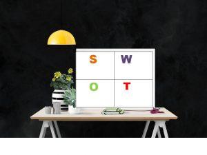 scopri i tuoi punti di forza con la SWOT